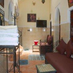Отель Residence Miramare Marrakech 2* Коттедж с различными типами кроватей фото 17