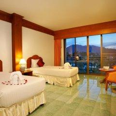 Отель Jiraporn Hill Resort 3* Стандартный номер фото 8