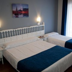 Отель Campomar Испания, Арнуэро - отзывы, цены и фото номеров - забронировать отель Campomar онлайн комната для гостей фото 2