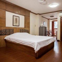 Отель The Aiyapura Bangkok 3* Номер Делюкс с различными типами кроватей фото 2