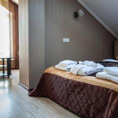 Мини-Отель Villa Dacha Студия разные типы кроватей фото 4