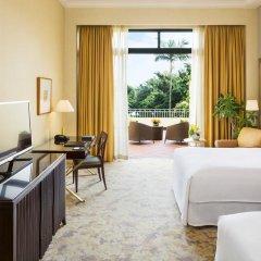 Отель Grand Coloane Resort 4* Стандартный номер с различными типами кроватей фото 3