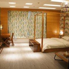 Guangzhou Jinzhou Hotel 3* Стандартный номер с различными типами кроватей фото 24