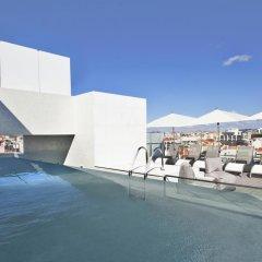 Отель White Lisboa Лиссабон бассейн фото 3