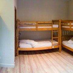 Mad4you Hostel Кровать в общем номере с двухъярусной кроватью фото 23