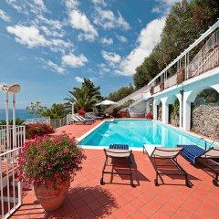 Отель Villa Ravello Равелло бассейн
