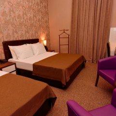 Отель King David 3* Стандартный номер с различными типами кроватей фото 18