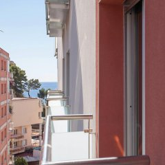 Отель Bed and Go Apartments Lloret Испания, Льорет-де-Мар - отзывы, цены и фото номеров - забронировать отель Bed and Go Apartments Lloret онлайн балкон
