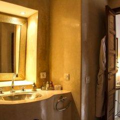 Отель Riad Majala Марокко, Марракеш - отзывы, цены и фото номеров - забронировать отель Riad Majala онлайн ванная фото 2
