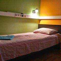Гостиница Travel Inn Aviamotornaya 2* Стандартный номер с 2 отдельными кроватями (общая ванная комната) фото 3