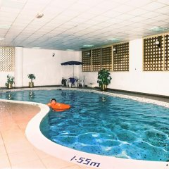 Lavender Hotel Apartments Dubai бассейн