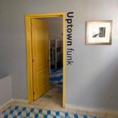 Отель Hostal Nacional Кровать в общем номере с двухъярусной кроватью фото 11