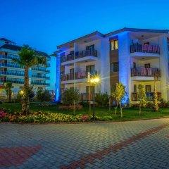 Отель Eftalia Aqua Resort – All Inclusive вид на фасад