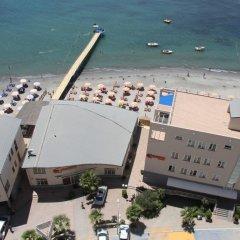 Aragosta Hotel & Restaurant пляж