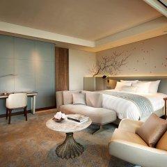 Отель Signiel Seoul Номер Делюкс с разными типами кроватей фото 4