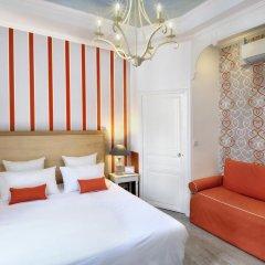 Qualys Le Londres Hotel Et Appartments 3* Улучшенный номер фото 3
