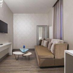 Отель NH Milano Touring 4* Люкс разные типы кроватей