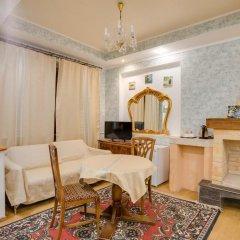 Гостиница Замок Домодедово комната для гостей фото 2