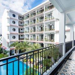 Отель Belle Maison Hadana Hoi An Resort & Spa - managed by H&K Hospitality. 4* Номер Делюкс с двуспальной кроватью фото 12