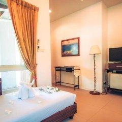 Отель Al's Laemson Resort 3* Вилла Делюкс с различными типами кроватей фото 4