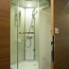 Отель Agora Place Asakusa 3* Стандартный номер с различными типами кроватей фото 6