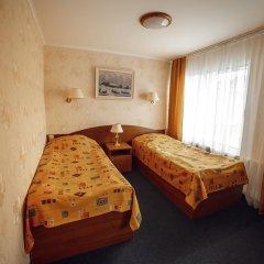 Гостиница Державинская Тамбов комната для гостей фото 5