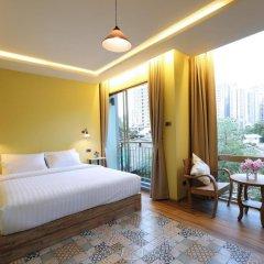 Tints of Blue Hotel 3* Студия Делюкс с различными типами кроватей фото 7