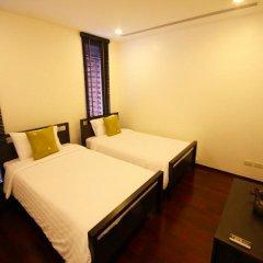 Отель PRAN-A-LUXE Exclusive Pool Villa 4* Вилла с различными типами кроватей фото 2