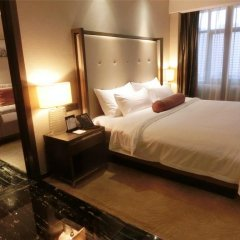 Baiyun Hotel Guangzhou комната для гостей фото 5