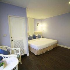 Hotel Alley 3* Улучшенный номер с двуспальной кроватью фото 20
