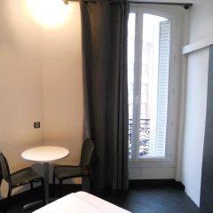 Отель Hôtel Des Arts-Bastille 2* Стандартный номер с различными типами кроватей фото 5