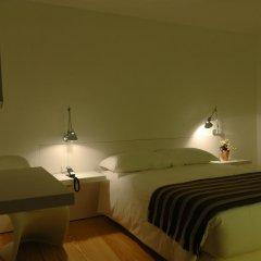 Отель Hospedaria Convento De Tibaes 3* Стандартный номер двуспальная кровать фото 2