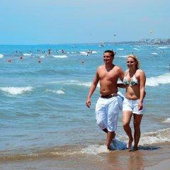 Monachus Hotel & Spa Турция, Сиде - отзывы, цены и фото номеров - забронировать отель Monachus Hotel & Spa - All Inclusive онлайн пляж