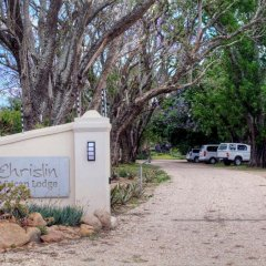 Отель Chrislin African Lodge парковка