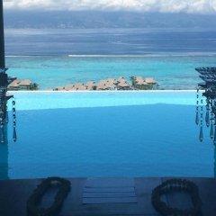 Отель Villa BellaVista Французская Полинезия, Папеэте - отзывы, цены и фото номеров - забронировать отель Villa BellaVista онлайн бассейн фото 2