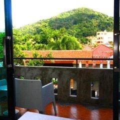Отель Green View Village Resort 3* Номер Комфорт с различными типами кроватей фото 6