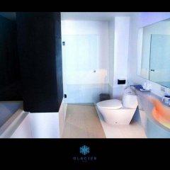 Glacier Hotel Khon Kaen 3* Номер Делюкс с различными типами кроватей фото 5