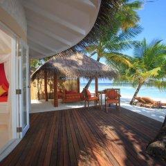 Отель Sun Aqua Vilu Reef 5* Вилла Делюкс с различными типами кроватей фото 2