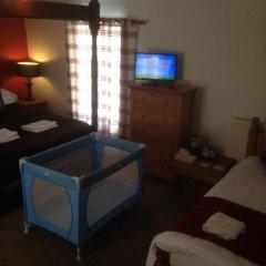 Lynebank House Hotel, Bed & Breakfast 4* Люкс с различными типами кроватей фото 4