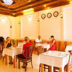 Отель Hoa Mau Don Homestay питание