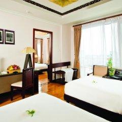 Cherish Hotel 4* Стандартный семейный номер с различными типами кроватей фото 3