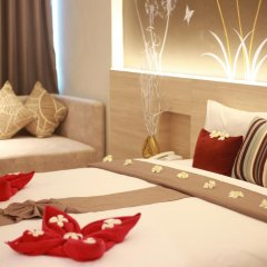 Levana Pattaya Hotel 4* Номер Делюкс фото 4