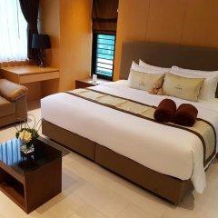 Отель Syama Sukhumvit 20 4* Представительский люкс фото 3