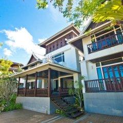 Отель Anyavee Tubkaek Beach Resort 4* Улучшенный номер с различными типами кроватей фото 3