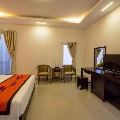 Отель Han Huyen Homestay 2* Улучшенный номер фото 5