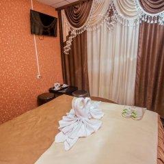 Мини-отель ФАБ 2* Люкс двуспальная кровать фото 13