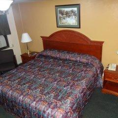Отель Budget Inn Columbus 2* Стандартный номер с различными типами кроватей фото 5