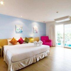 Отель Best Bella Pattaya 4* Номер Делюкс с различными типами кроватей фото 7