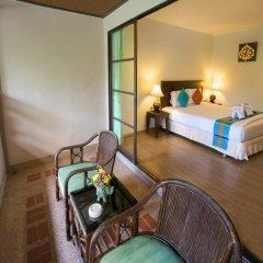 Отель Coconut Village Resort 4* Улучшенный номер с двуспальной кроватью фото 5