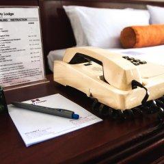 Отель City Lodge Soi 9 3* Стандартный номер фото 6